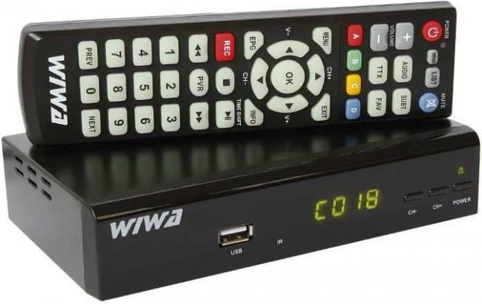 Dekoder, Tuner DVB-T
