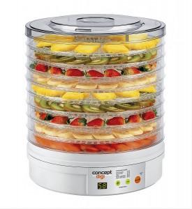 Suszarka do warzyw, owoców i grzybów