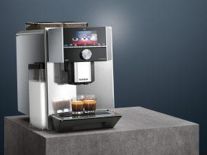 Ekspres do kawy z młynkiem ceramicznym