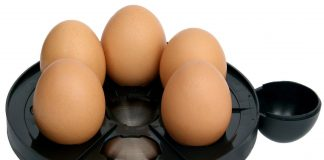 Jajowar urządzenie do gotowania jajek
