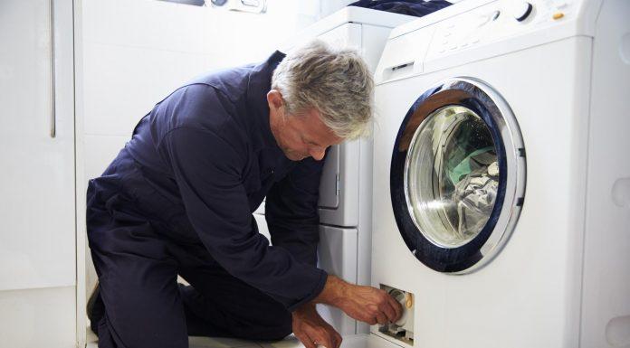czyszczenie pralki - jak wyczyścić pralkę